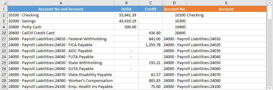 Preliminary Flash Fill Results