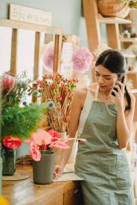 female business owner self-care