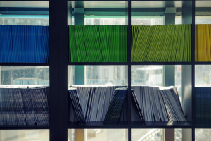 Files of payroll records must be kept